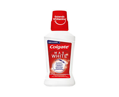 Bleaching Mundwasser ohne Alkohol  Max White Expert500 ml