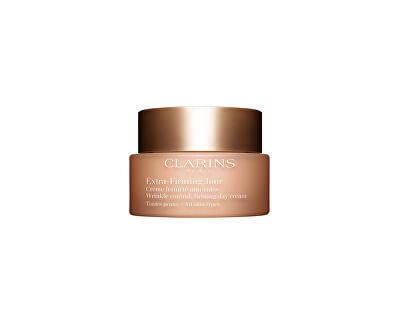 Clarins Extra zpevňující denní krém proti vráskám pro všechny typy pleti (Extra Firming Day Cream) 50 ml