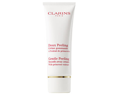 Jemný peeling s výtažkem z petrklíče (Gentle Peeling Smooth Away Cream) 50 ml