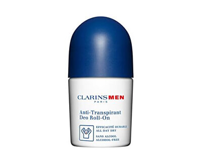 Clarins Kuličkový antiperspirant Men (Antiperspirant Roll On) 50 ml