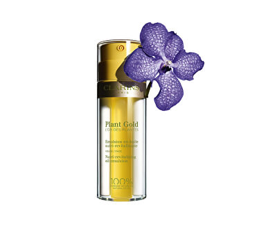Vyživující a revitalizační pleťové sérum Plant Gold (Nutri Revitalizing Oil Emulsion) 35 ml
