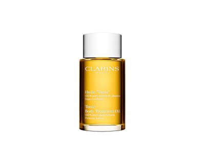 Rostlinný olej 100 % Tonic (Body Treatment Oil Firming, Toning) 100 ml