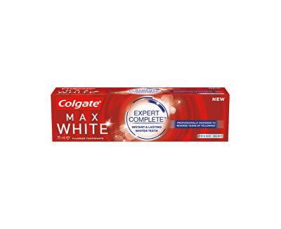 Bělicí zubní pasta se svěží mátovou příchutí Max White Expert Complete 75 ml