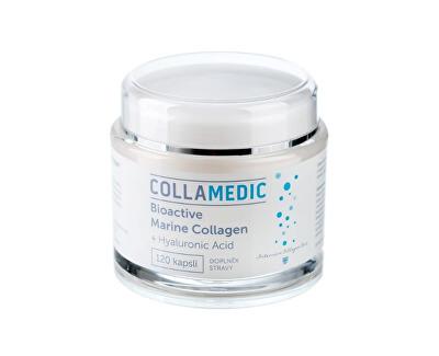 Kolagénové kapsule s kyselinou hyaluronovou 120 kapsulí