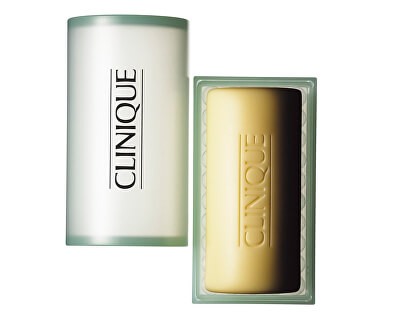 Clinique Čisticí mýdlo na obličej pro smíšenou až mastnou pleť (Facial Soap With Dish Oily Skin Formula) 100 g