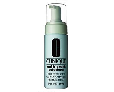 Čistiaca pena pre redukciu rozšírených pórov anti-blemish solutions (Cleansing Foam) 125 ml