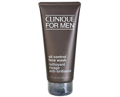 Čistiaca pleťová starostlivosť For Men (Oil Control Face Wash) 200ml