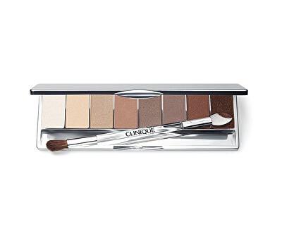 Paletă cu farduri de ochi cu oglindă All About Shadow (Eyeshadow Palette) 11,7 g