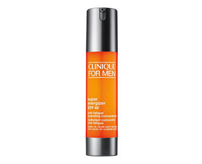 Energizující pleťový krém pro muže For Men (Anti-Fatigue Hydrating Concentrate) 48 ml