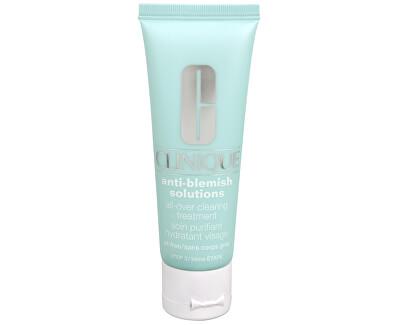 Clinique Hydratační krém pro redukci rozšířených pórů Anti-Blemish Solutions (All-Over Clearing Treatment) 50 ml