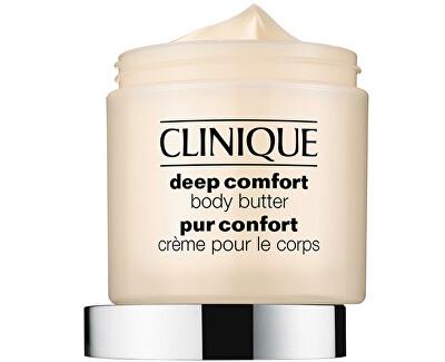 Clinique Hydratační tělové máslo (Deep Comfort Body Butter)
