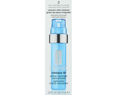 Koncentrát pro vyhlazení pleti a redukci pórů iD Uneven Skin Texture (Active Cartridge Concentrate) 10 ml - náplň