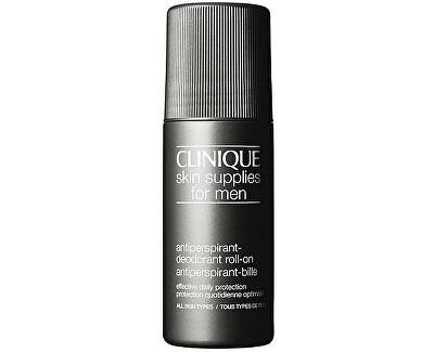 Guličkový dezodorant-antiperspirant pre mužov (Antiperspirant-Deodorant Roll-On) 75 ml