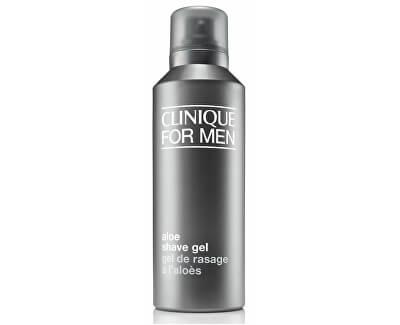 Clinique Penivý gél na holenie s aloe vera (Aloe Shave Gel) 125 ml