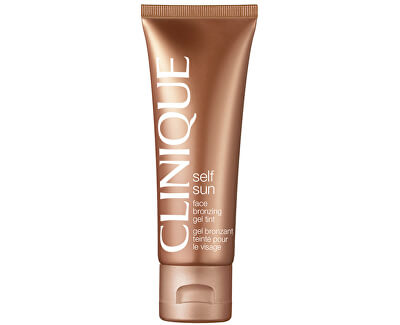 Clinique Samopalovací gel na obličej Self Sun (Face Bronzing Gel Tint) 50 ml