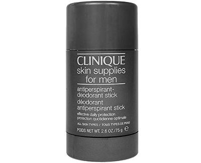 Clinique Tuhý deodorant-antiperspirant pro muže (Antiperspirant-Deodorant Stick) 75 ml