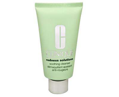 Zklidňující čisticí krémový gel proti zarudnutí pleti Redness Solutions (Soothing Cleanser) 150 ml