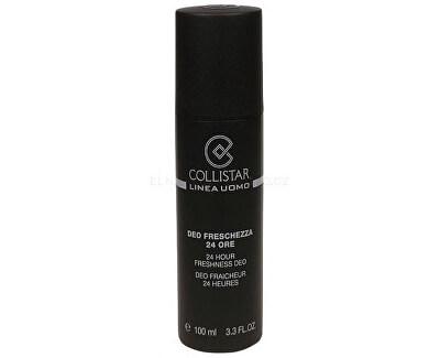 Collistar 24hodinový deodorant ve spreji pro muže (24 Hour Freshness Deo) 100 ml