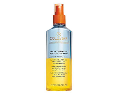 Spray bifazic după bronzare cu aloe vera (Two-Phase Hawaiian Tropic After Sun Spray With Aloe) 200 ml