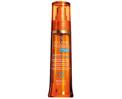 Ulei spray de protecție pentru părul vopsit (Hawaiian Tropic Protective Oil Spray) 100 ml