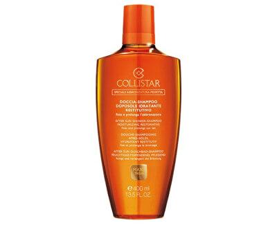 Gel de duș prelungirea bronzului({{Hawaiian Tropic After Sun ( Shower Shampoo) 400 ml