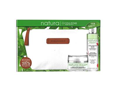 Kosmetická sada pro intenzivní hydrataci pleti Natura - SLEVA - poškozená krabice