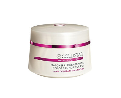 Collistar Regenerační maska pro barvené vlasy (Regenerating Long-Lasting Colour Mask) 200 ml