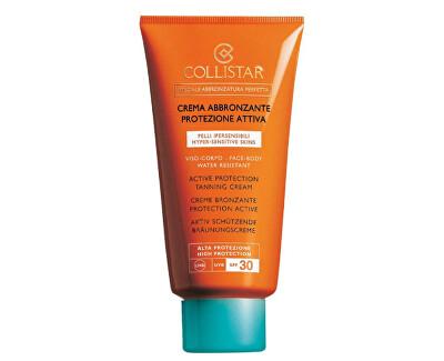 Voděodolný krém na opalování SPF 30 (Active Protection Sun Cream) 150 ml