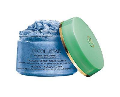 Peeling de netezire pentru piele special Perfect Body (Toning Talasso Scrub) 700 g