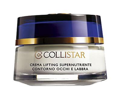 Collistar Výživný liftingový krém na kontury očí a rtů (Eye Contour And Lips Supernourishing Lifting Cream) 15 ml
