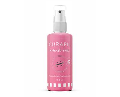 Curapil Pflegespray zum einfachen Kämmen der Haare 150 ml