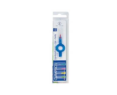 Curaprox Mezizubní kartáčky mix velikostí Prime Plus Handy 06 - 011 5 ks + UHS 409