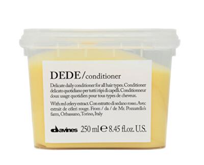 Jemný kondicionér pre všetky typy vlasov Essential Hair care Dede (Conditioner) 250 ml