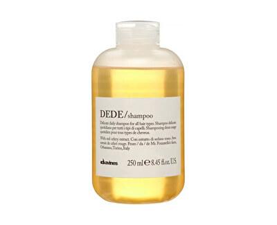 Jemný šampón pre všetky typy vlasov Essential Hair care Dede (Shampoo) 250 ml