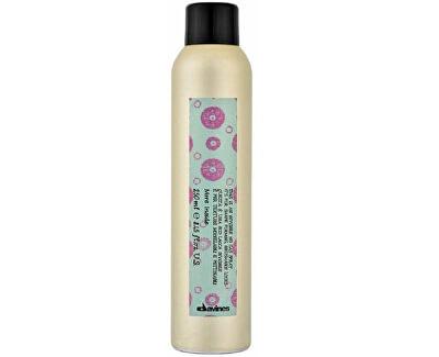Lak na vlasy so strednou fixáciou bez aerosolu More Inside (Invisible No Gas Spray) 250 ml