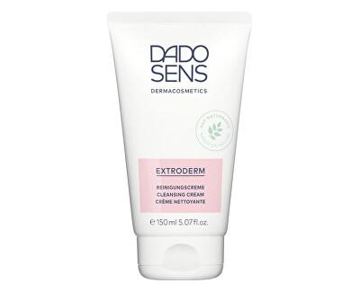 Pleť tisztító krém a száraz, érzékeny bőr Extroderm 150 ml