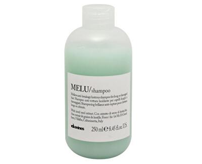 Šampón pre dlhé a poškodené vlasy Essential Hair care Melu (Shampoo) 250 ml