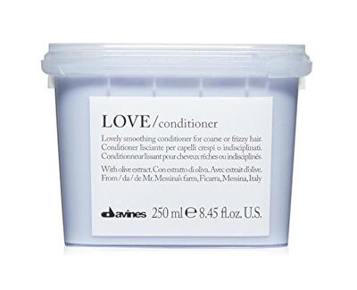 Uhlazující kondicionér pro nepoddajné a krepaté vlasy Essential Haircare Love (Smooth Conditioner) 250 ml