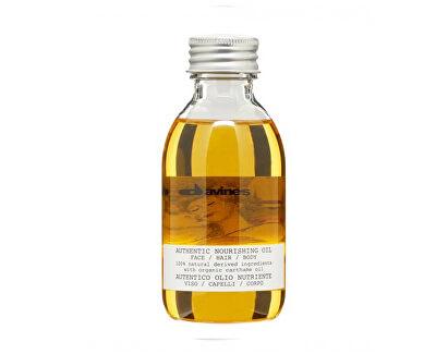 Výživný olej na vlasy, tvár a telo Authentic ( Nourish ing Oil Hair, Face & Body ) 140 ml