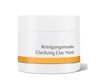 Dr. Hauschka Čisticí a zklidňující maska pro obličej a dekolt (Clarifying Clay Mask) 90 g
