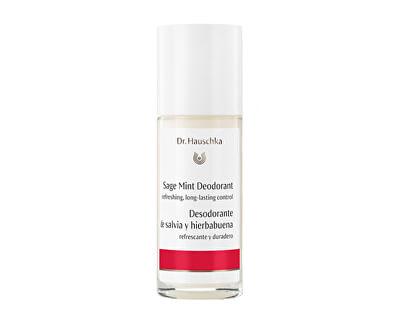 Dr. Hauschka Deodorant s výtažkem z máty a šalvěje (Sage Mint Deodorant) 50 ml