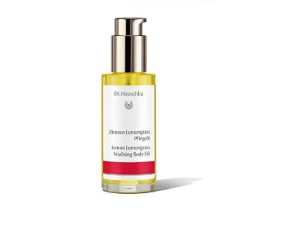 Revitalizační tělový olej citron lemongrass (Lemon Lemongrass Vitalising Body Oil) 75 ml