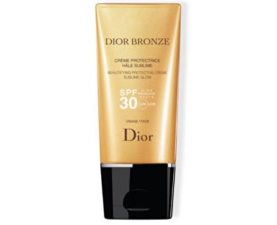 Cremă de protecție pentru față Dior Bronze SPF 30 (Beautifying Hawaiian Tropic Protective Cream) 50 ml