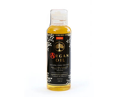 Oli-Oly 100% parfemovaný arganový olej na obličej 100 ml