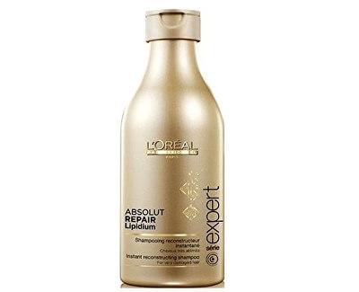 Loreal Professionnel Šampon pro poškozené vlasy Expert (Absolut Repair Lipidium Shampoo)