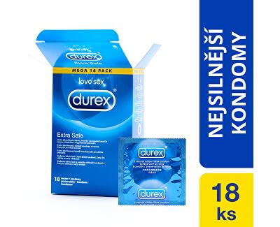 Kondomy Extra Safe