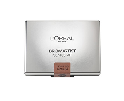 Paletka na úpravu obočí (Brow Artist Genius Kit) 3,5 g