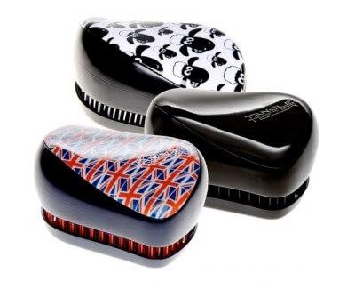 Profesionální kartáč na vlasy Tangle Teezer (Compact Styler)