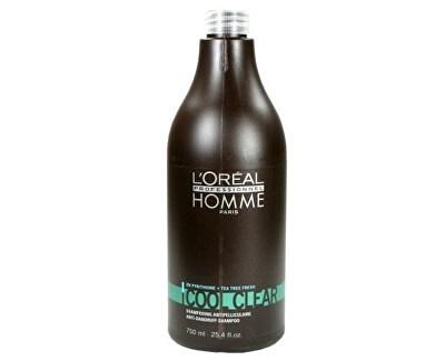 Šampon proti lupům pro muže Cool Clear (Anti-Dandruff Shampoo)