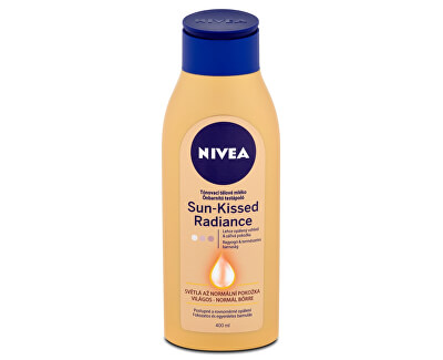 Tónovací tělové mléko (Sun Kissed Radiance Milk) 400 ml
